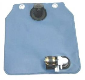 Washer Reservoir Bag w/ Pump, 124, X1/9, Lancia - (SKU 88-9649)