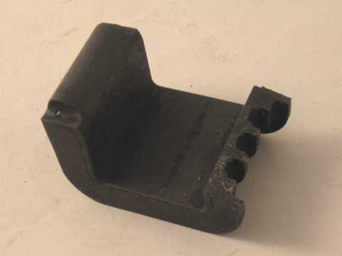 Radiator Rubber Support - (SKU 11-8341)