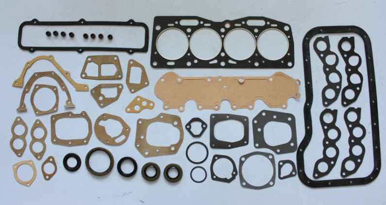 SOHC Full Gasket Set, Fiat X1/9 & 128 - (SKU 40-4119)