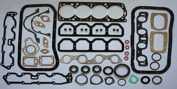 DOHC Full Gasket Set, Fiat & Lancia ALL - (SKU 40-4124)