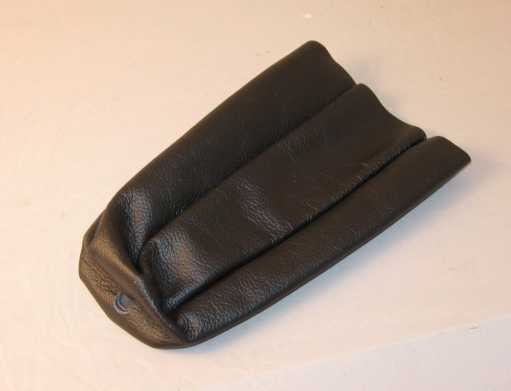 Shift Boot Leather Black - (SKU 50-7300)