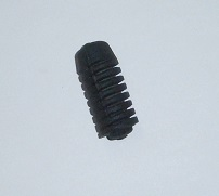 Rubber Adjusting Screw - (SKU 81-0378)