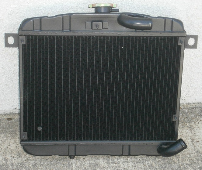Radiator NEW, Alfa GTV 1971-74 - (SKU 11-2840)