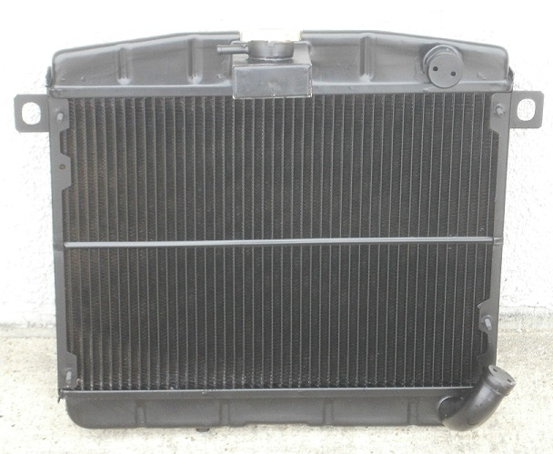 Radiator NEW, Alfa Spider 1984-89 - (SKU 11-2860)