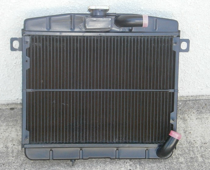 Radiator NEW, Alfa Spider 1969-84 - (SKU 11-2871)
