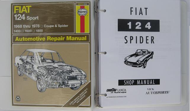 Manuals & Books