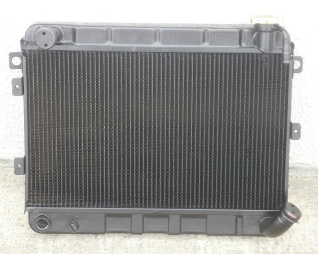 Radiator NEW 1968-73, Fiat 124 - (SKU 11-2316)