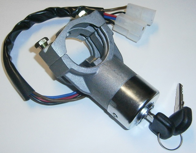 Ignition Switch NEW, Fiat X1/9, 131, 128 & Beta - (SKU 20-4383)