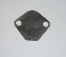 Fuel Pump Block Off Plate - (SKU 30-5326)