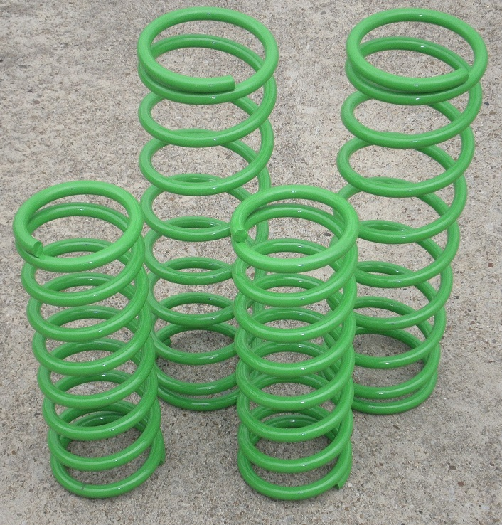 Performance Springs GREEN, Fiat 124/2000 - (SKU 62-5324-GR)