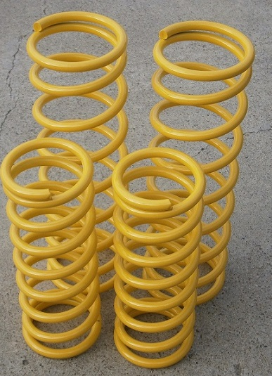 Performance Springs YELLOW, Fiat 124/2000 - (SKU 62-5324)