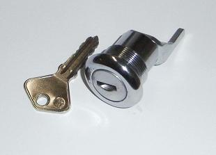 Trunklock, Fiat 124 - (SKU 81-5318)