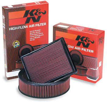 Alfa Spider 69-79 Free Flow Air Filter (SKU 29-7800)