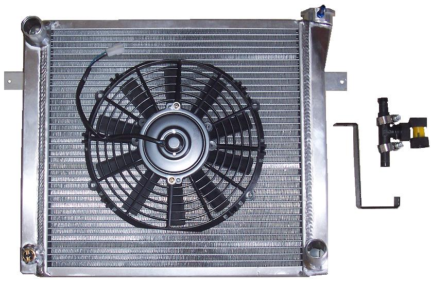 grassroots radiator secret with electricity little articles a fiat motorsports